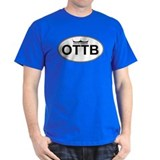 Off the track thoroughbred T-Shirt