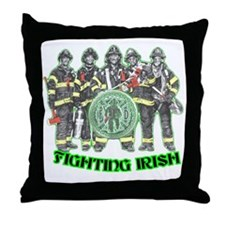 Fighting Irish Throw Pillow