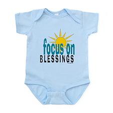 Focus on Blessings Infant Bodysuit