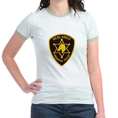 Redlands Mounted Posse Jr. Ringer T-Shirt