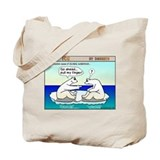GLOBAL WARMING CAUSE Tote Bag