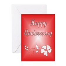 Happy Anniversary Greeting Cards (Pk of 20)