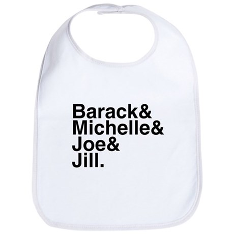 White House Roll Call Bib