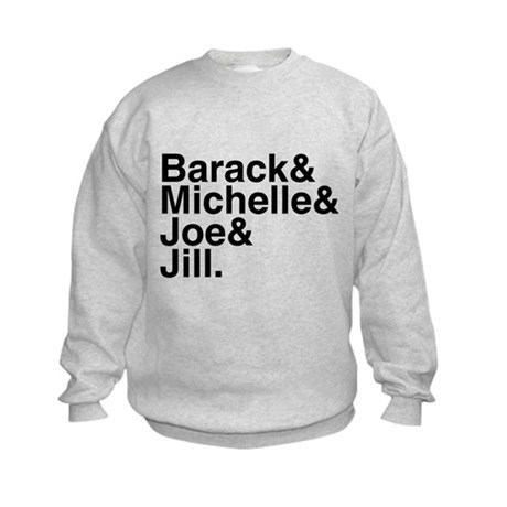 White House Roll Call Kids Sweatshirt