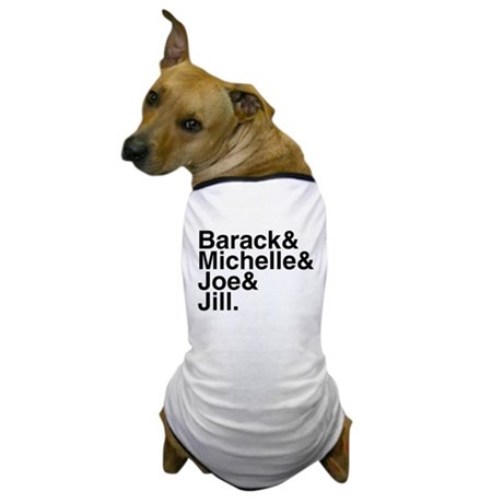 White House Roll Call Dog T-Shirt