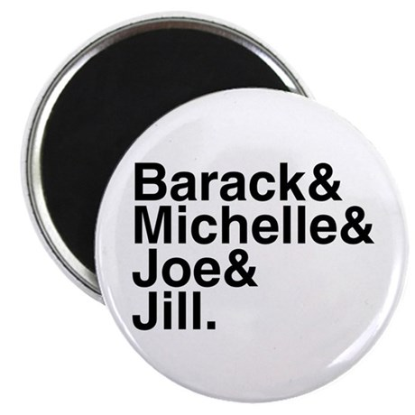 White House Roll Call Magnet