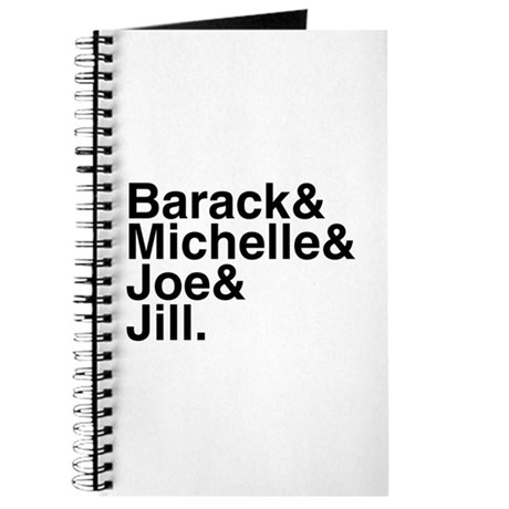 White House Roll Call Journal