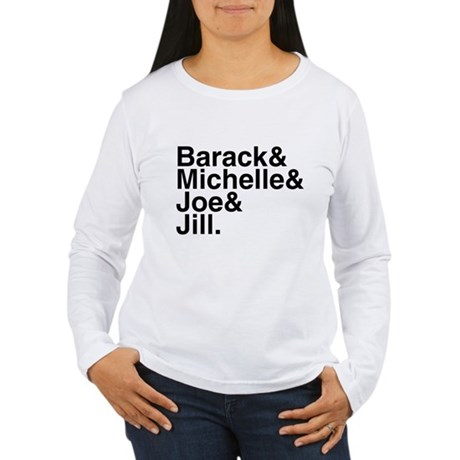 White House Roll Call Womens Long Sleeve T-Shirt