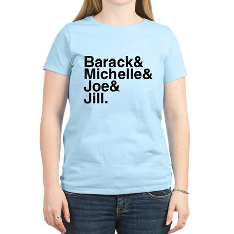 White House Roll Call Womens Light T-Shirt