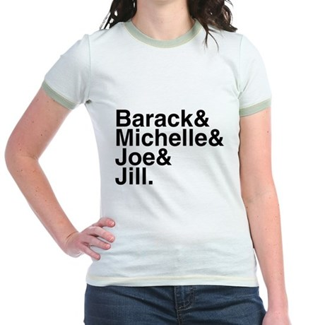 White House Roll Call Jr Ringer T-Shirt