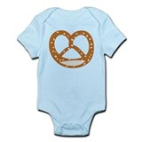 Bakery Pretzel Infant Bodysuit