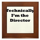 Technical director Framed Tiles