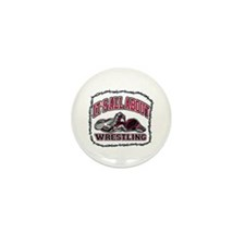 All About Wrestling Mini Button (100 pack)