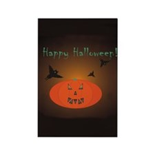 Halloween Rectangle Magnet (100 pack)