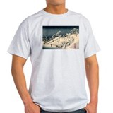 Funny Winter landscape T-Shirt