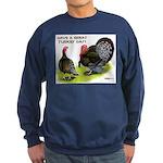 Turkey Day Sweatshirt (dark)