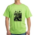 Snow Queen Green T-Shirt