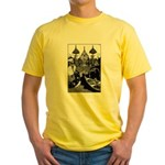Snow Queen Yellow T-Shirt