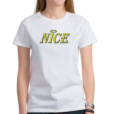 Naughty AND Nice Women's T-Shirt