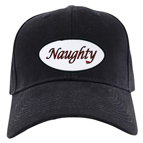 Naughty Black Cap