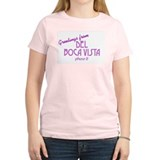 GREETINGS FROM DEL BOCA VISTA - Women's Pink T