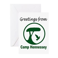 Camp Hennessey Greeting Cards (Pk of 10)