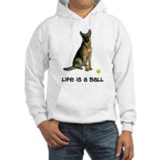 German Shepherd Life Hooded Sweatshirt