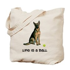 German Shepherd Life Tote Bag