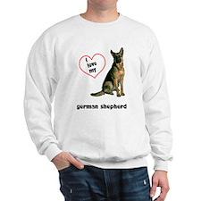 German Shepherd Lover Sweatshirt