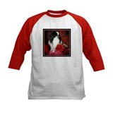 Japanese Chin &amp; Rose Tee