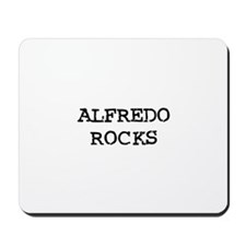 Unique Alfredo Mousepad