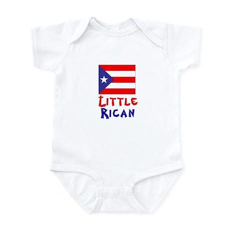 Little Rican Infant Bodysuit