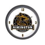 Rimington Trophy Wall Clock