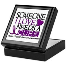 Needs A Cure ANOREXIA Keepsake Box