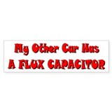 Flux Bumper Bumper Sticker