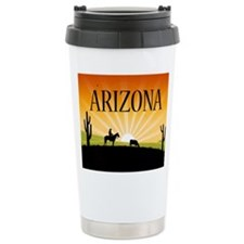 Arizona Ceramic Travel Mug