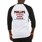 Phillips Baseball Jersey