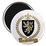 FRIOLET Family Crest Magnet