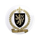 FRIOLET Family Crest 3.5&quot; Button (100 pack)