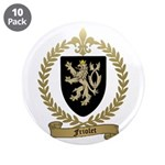 FRIOLET Family Crest 3.5&quot; Button (10 pack)