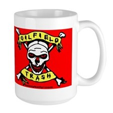 Oil Field Trash Mug