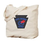 Pennsylvania Highway Patrol Tote Bag
