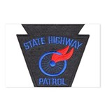 Pennsylvania Highway Patrol Postcards (Package of