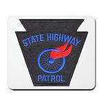 Pennsylvania Highway Patrol Mousepad