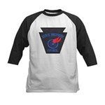 Pennsylvania Highway Patrol Kids Baseball Jersey