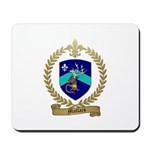 MALLAIS Family Crest Mousepad