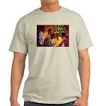 Jamaican Domino Players Light T-Shirt