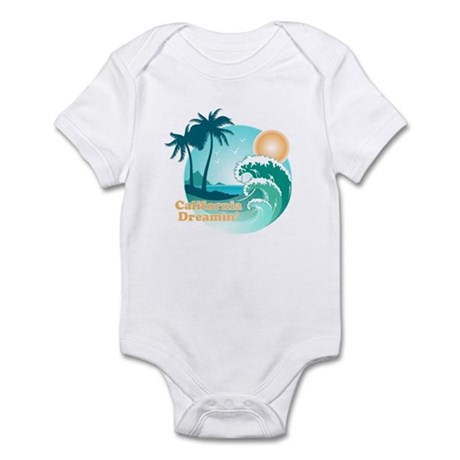 California Dreamin' Infant Bodysuit