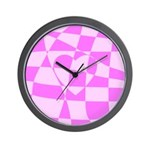 Heart Doodle Wall Clock
