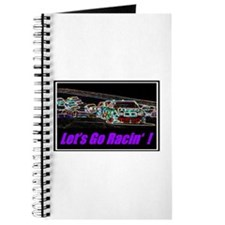 """Let's Go Racin'"" Journal"